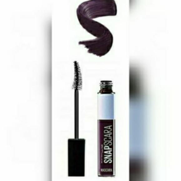 Maybelline Mascara SnapScara Black Cherry